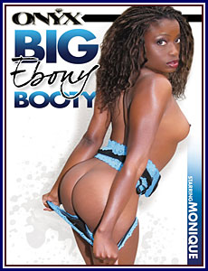 Big Ebony Booty Porn DVD
