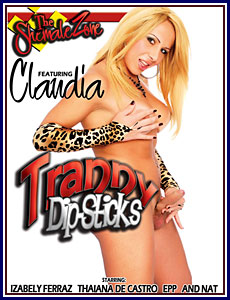 Tranny Dip Sticks Porn DVD