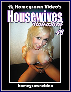 Housewives Unleashed 48 Porn DVD