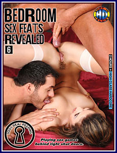 Bedroom Sex Feats Revealed 6 Porn DVD