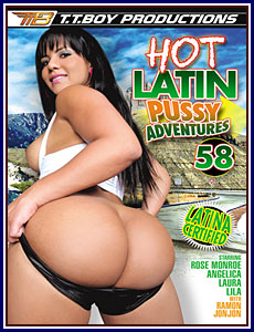 Hot Latin Pussy Adventures 58 Porn DVD
