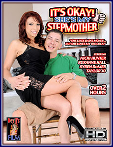 It's Okay! She's My Stepmother Porn DVD