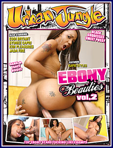 Ebony Beauties 2 Porn DVD