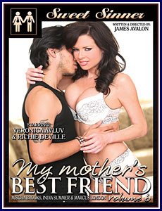 My Mother's Best Friend 6 Porn DVD