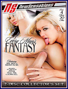 Every Man's Fantasy Porn DVD