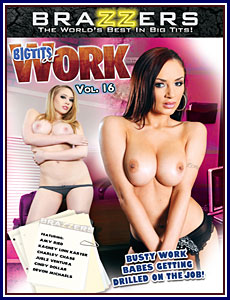 Big Tits At Work 16 Porn DVD