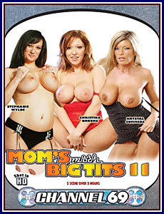 Mom's With Big Tits 11 Porn DVD