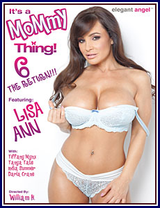 It's A Mommy Thing 6 Porn DVD