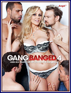 Gangbanged 4 Porn DVD