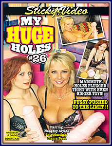 My Huge Holes 26 Porn DVD