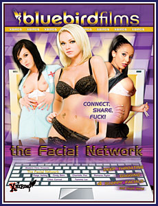 The Facial Network Porn DVD