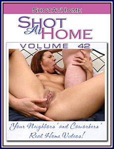 Shot at Home 42 Porn DVD