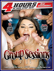 Group Sessions Porn DVD
