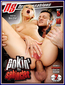 Pokin' The Sphincter Porn DVD