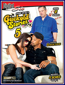 Shane Diesel's Cuckold Stories 5 Porn DVD
