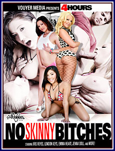 No Skinny Bitches Porn DVD
