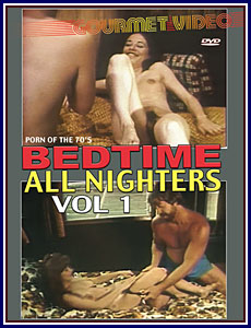 Bedtime All Nighters Porn DVD