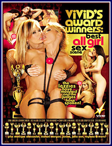 Vivid's Award Winners: Best All Girl Sex Scene Porn DVD