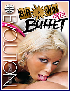 Brown Eye Buffet Porn DVD