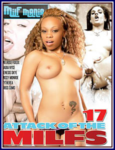 Attack of the MILFs 17 Porn DVD