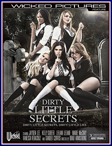 Dirty Little Secrets Porn DVD