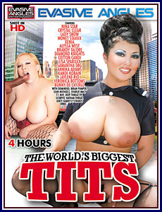 World the tits biggest in