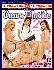 Cream On The Inside 2 Porn DVD