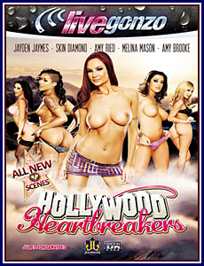Hollywood Heartbreakers Porn DVD