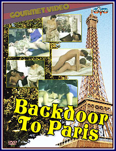 Backdoor to Paris Porn DVD