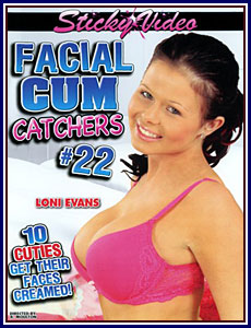 Facial Cum Catchers 22 Porn DVD