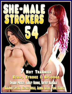 She Male Strokers 54 Porn DVD