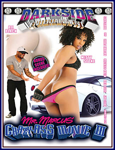 Mr Marcus' Crazy Ass Movie 3 Porn DVD