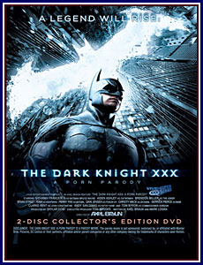 The Dark Knight XXX Porn DVD