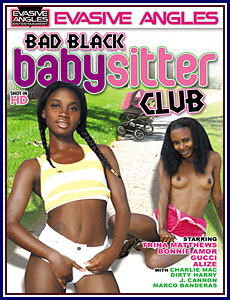 Bad Black Babysitter Club Porn DVD