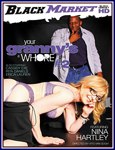 Your Granny's A Whore 2 Porn DVD
