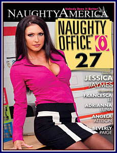 Naughty Office 27 Porn DVD