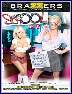 Big Tits at School 15 Porn DVD