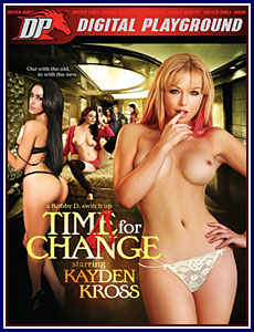 A Time For Change Porn DVD