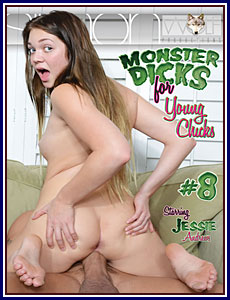 Monster Dicks For Young Chicks 8 Porn DVD