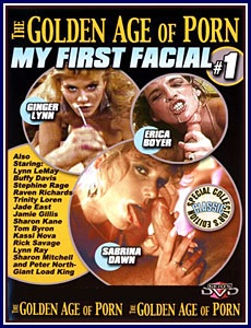 Golden Age of Porn: My First Facial Porn DVD