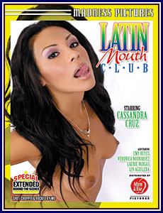 Latin Mouth Club Porn DVD