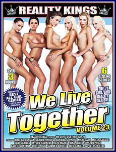 We Live Together 23 Porn DVD