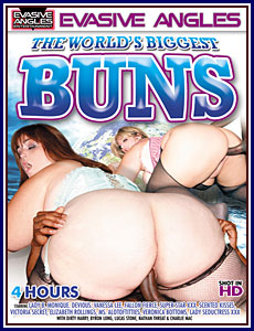 The World's Biggest Buns Porn DVD