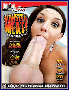 Monster Meat 23 Porn DVD