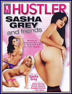 Sasha Grey and Friends Porn DVD