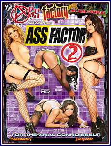 Ass Factor 2 Porn DVD
