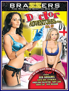 Doctor Adventures.com 13 Porn DVD