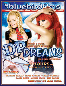 DP Dreams Porn DVD