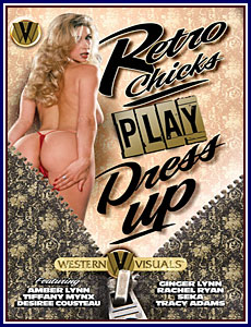 Retro Chicks Play Dress Up Porn DVD