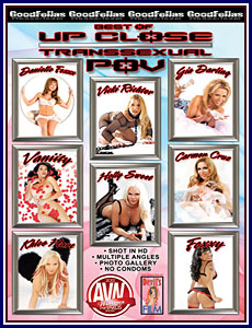 Best of Up Close Transsexual POV Porn DVD